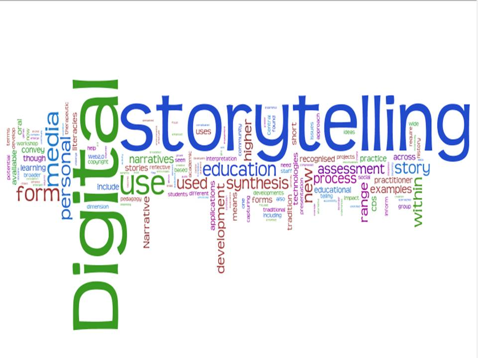Image result for digital storytelling